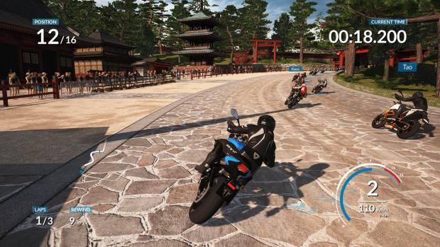 Ride 2015 Video Gameplay