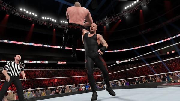 WWE 2K15 Full Version