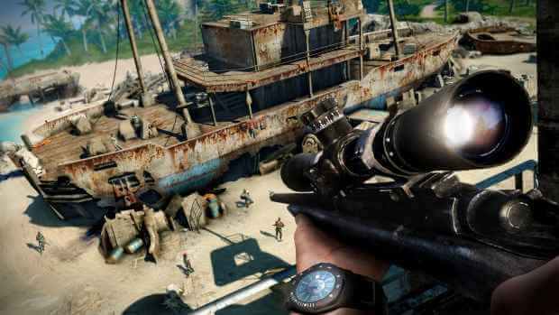 Far Cry 3 Video Gameplay
