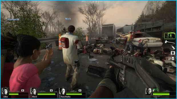 Left 4 Dead 2 Video Gameplay