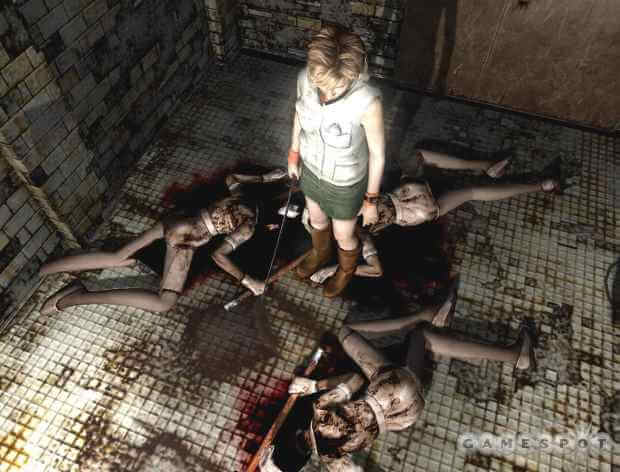 Silent Hill 3 Video Gameplay