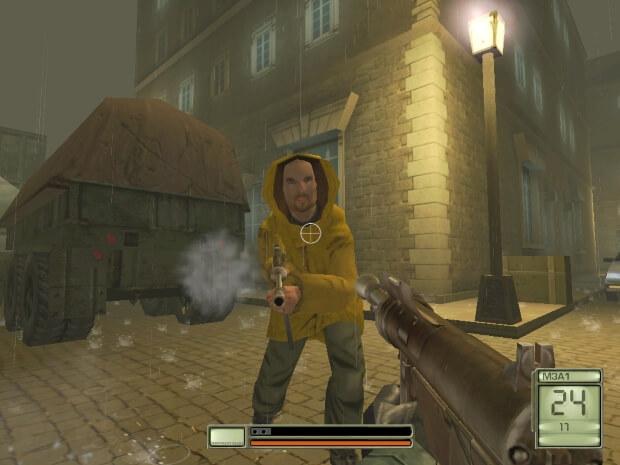 Soldier of Fortune II Double Helix Screenshot