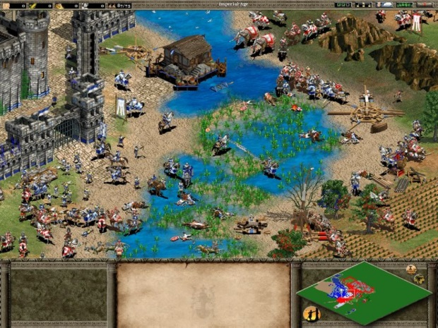 Age of Empires II The Age of Kings Video Game
