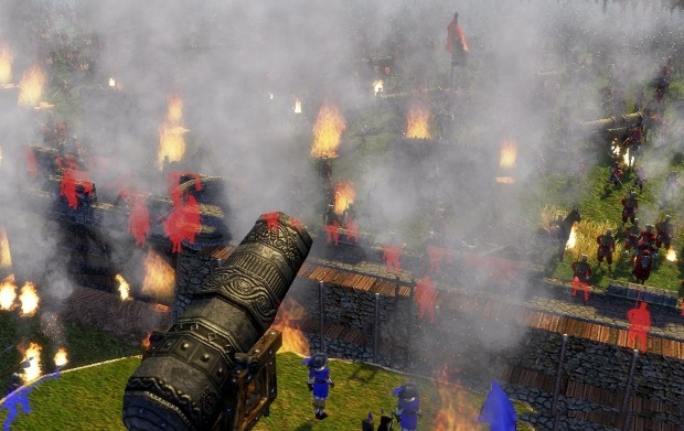 Age of Empires III The Asian Dynasties Screenshot