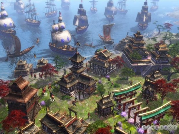 Age of Empires III The Asian Dynasties Video Game