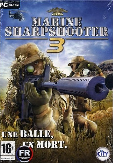 Marine Sharpshooter 3 Free Download
