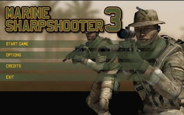 Marine Sharpshooter 3 Full Version