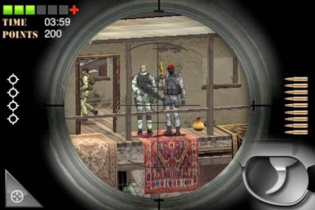 Marine Sharpshooter 3 Screenshot