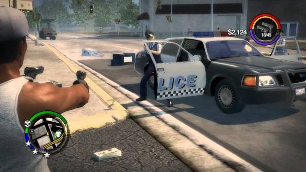 Saints Row 2 Video Game