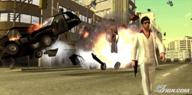 Scarface The World Is Yours Video Game