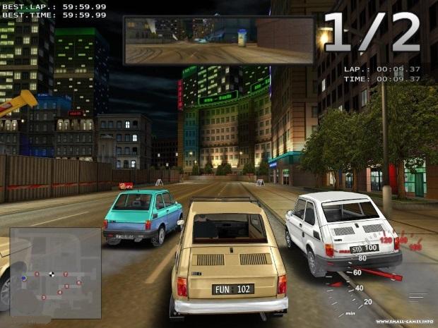 2 Fast Driver Screenshot