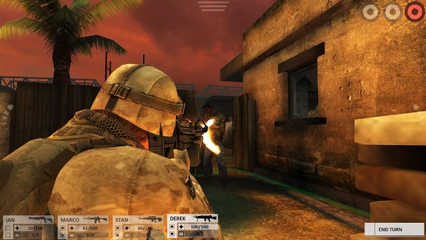 ARMA Tactics Video Game