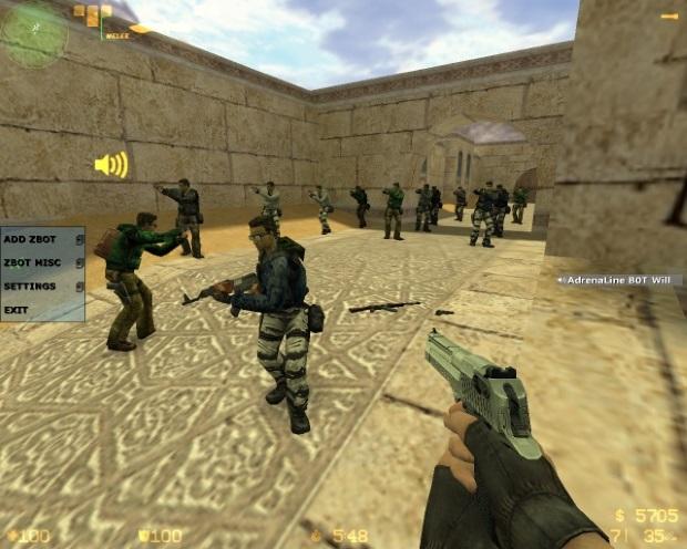 Counter Strike 1.6 Adrenaline v3.6 Full Version