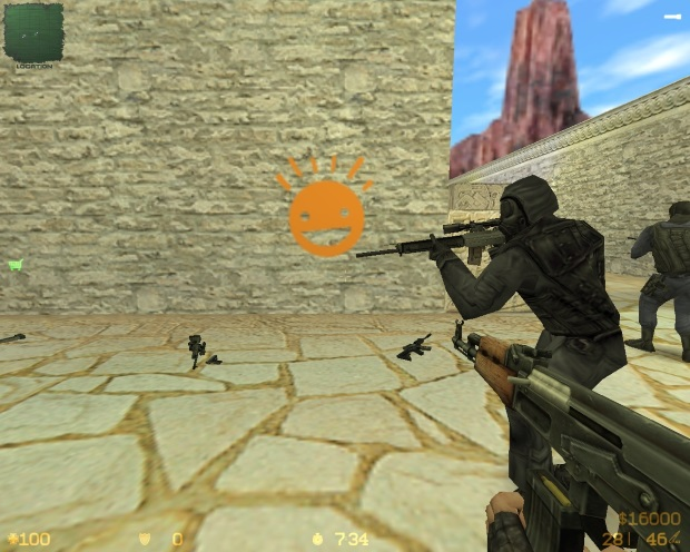 Counter Strike 1.6 Adrenaline v3.6 Video Game