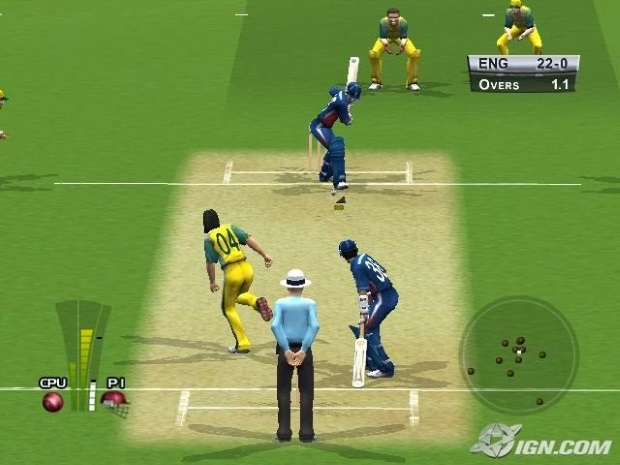 EA Cricket 2000 Video Game