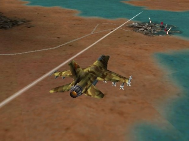 F-16 Agressor Video Game