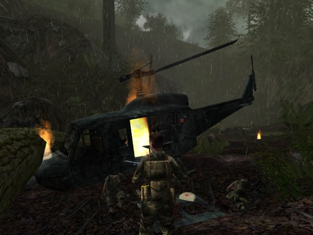 Line of Sight Vietnam Screenshot