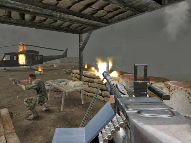 Line of Sight Vietnam Video Game