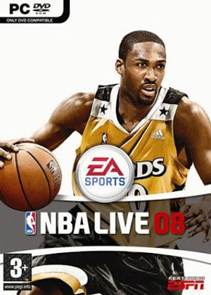 NBA Live 08 Free Download