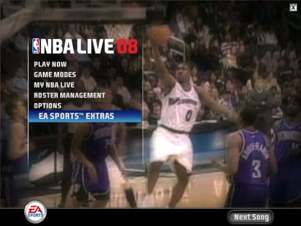 NBA Live 08 Free Full Version