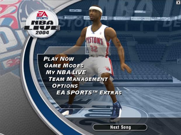 NBA Live 2004 Full Version