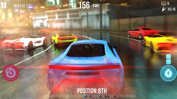 Overspeed High Performance Street Racing Full Version