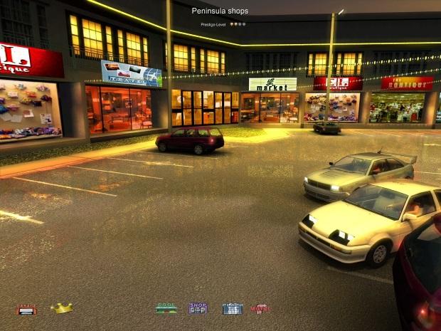 Overspeed High Performance Street Racing Screenshot