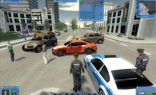 Police Force 2 Screenshot