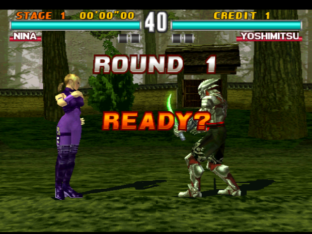 Tekken 3 Video Game