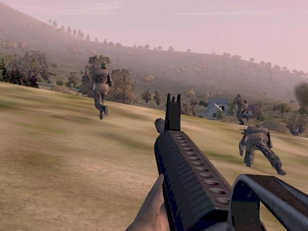 ARMA Cold War Assault Screenshot