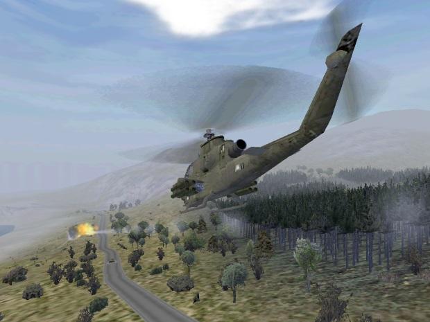 ARMA Cold War Assault Video Game