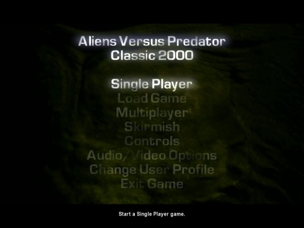 Aliens Versus Predator Classic 2000 Full Version