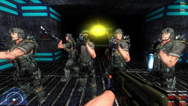 Aliens Versus Predator Classic 2000 Video Game