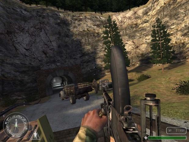 скачать игру Call Of Duty 1 - фото 7