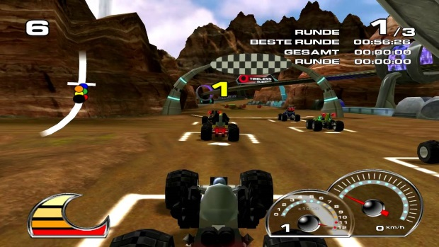 Drome Racers Screenshot