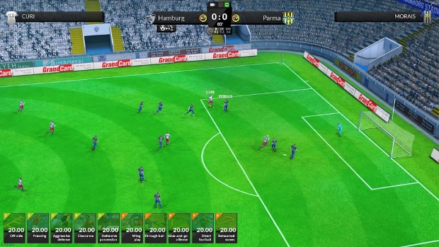 FX Football The Manager for Every Football Fan Video Game