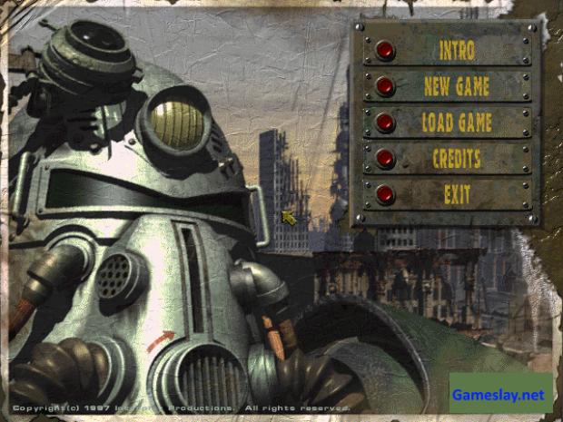 Fallout 1 - 100% Free Download | Gameslay