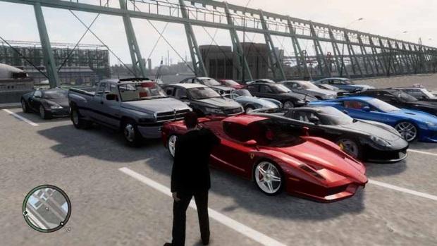 Grand Theft Auto Multan Video Game