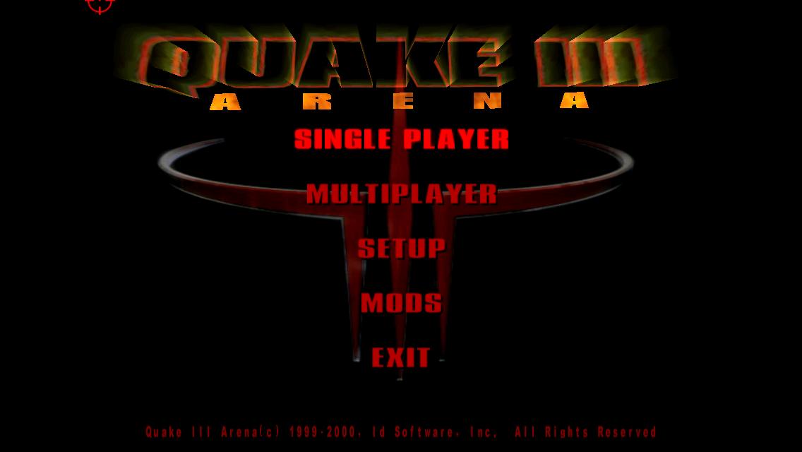 Quake 3 Arena For Vista - Limimacira