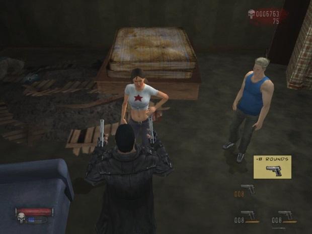 The Punisher Screenshot
