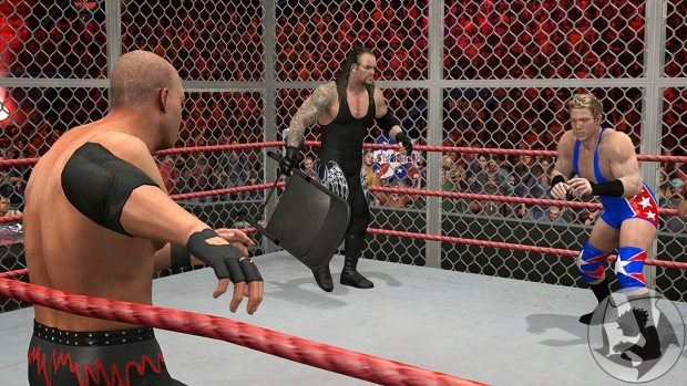 WWE Impact 2011 Video Game