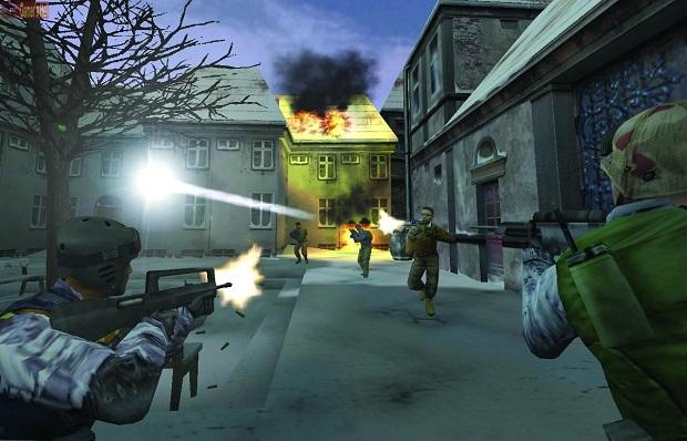 Counter Strike Condition Zero Video Game