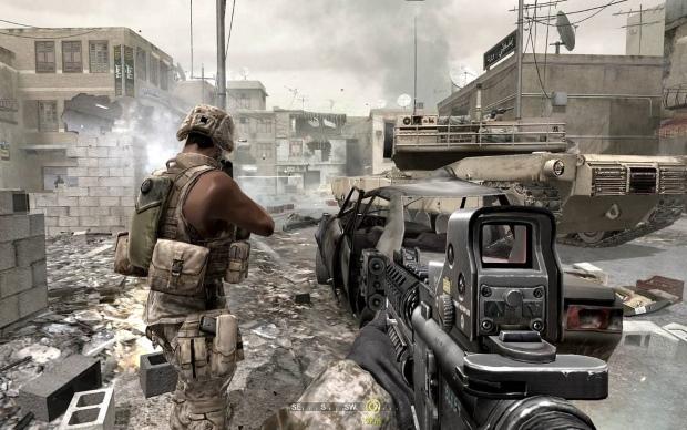 скачать игру Call Of Duty Modern Warfare 4 2007 через торрент - фото 2