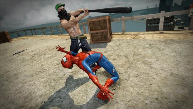 Spider Man 2 Screenshots