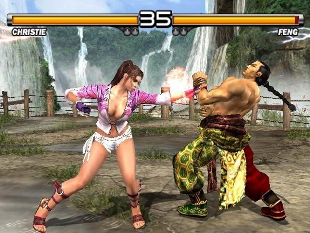 Tekken 5 Video Game