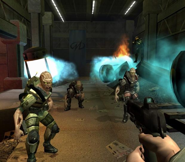 Area 51 Game Screenshots