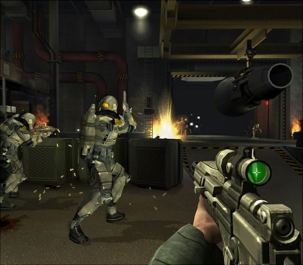 Area 51 Game Video Game