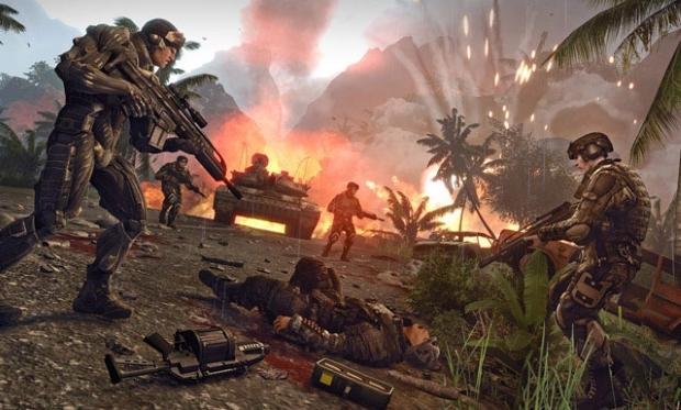 Crysis Warhead Video Game