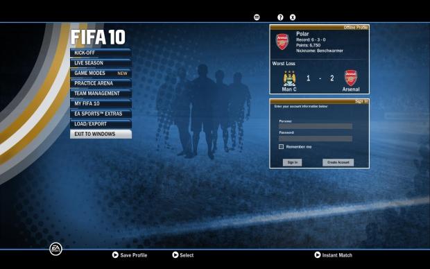 FIFA 10 Full Version