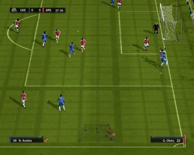 FIFA 10 Screenshots